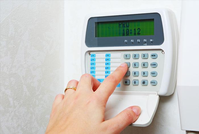 Alarm Systems EMC Tests