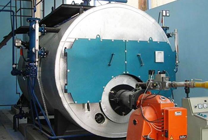 Inspection de conformité d'incinération de gaz résiduaire