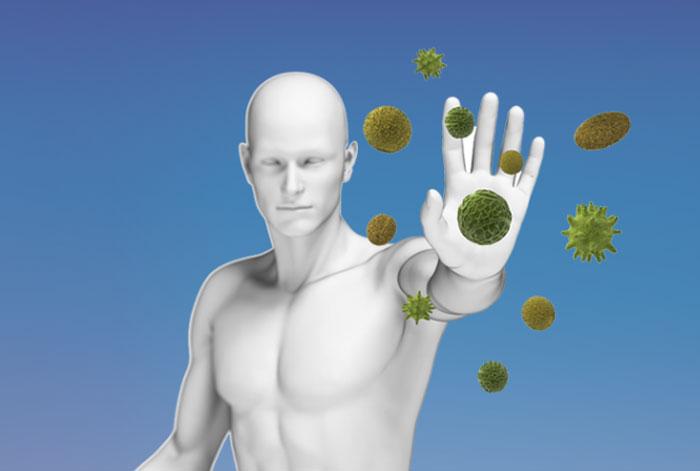 Tests de cage immunitaire