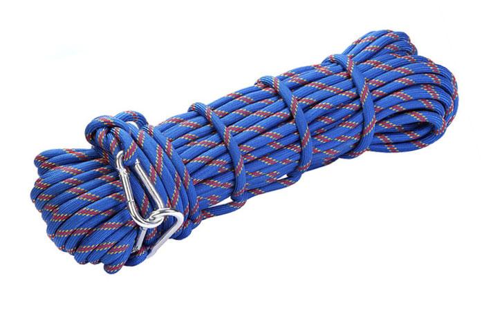 Inspection des cordes de vie et test de charge