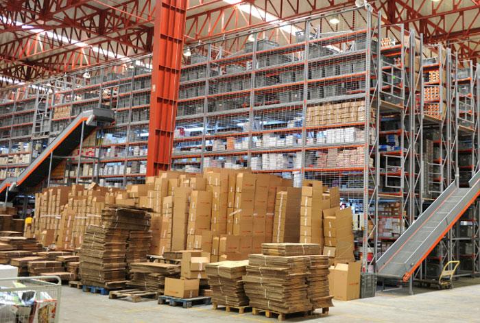 Analyse des systèmes de stockage et des étagères