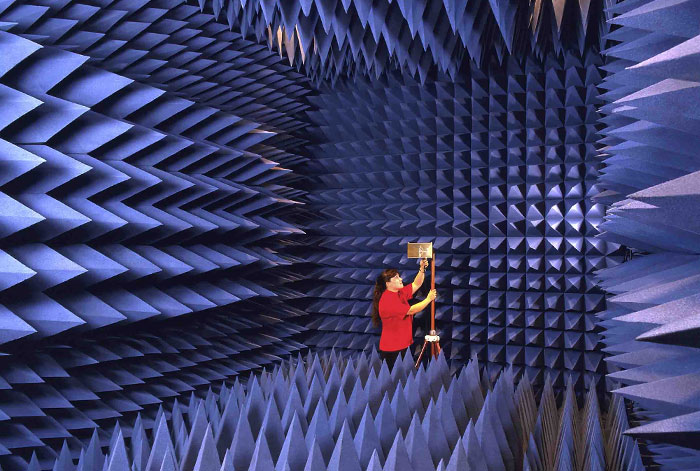 Electromagnetic Compability Testing (2014 / 30 / EU)