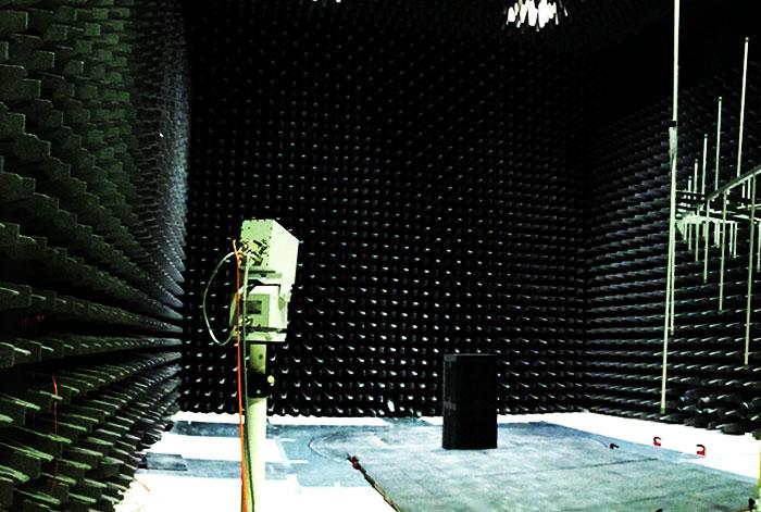 Radio TV Antenne EMV-Tests