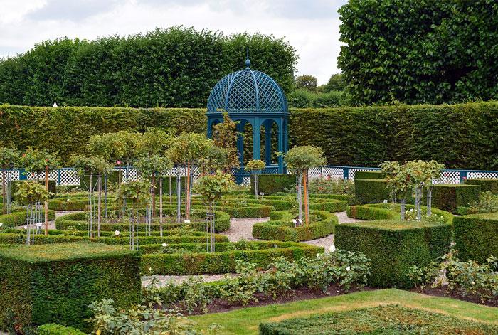 公園和花園檢查